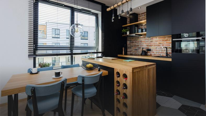 Kuchnia Otwarta Na Salon Jak Urządzić Meble Aranżacje