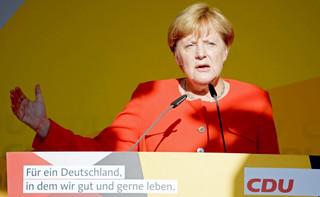 Merkel: Nie możemy zrezygnować z kontroli granicznych
