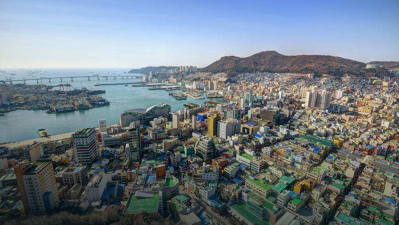 Busan, Korea Południowa