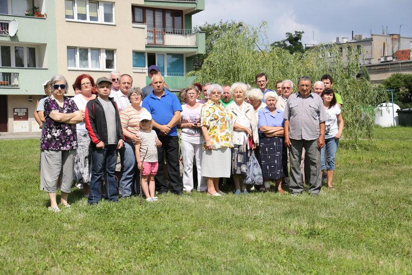 Mieszkańcy SM Metalowiec