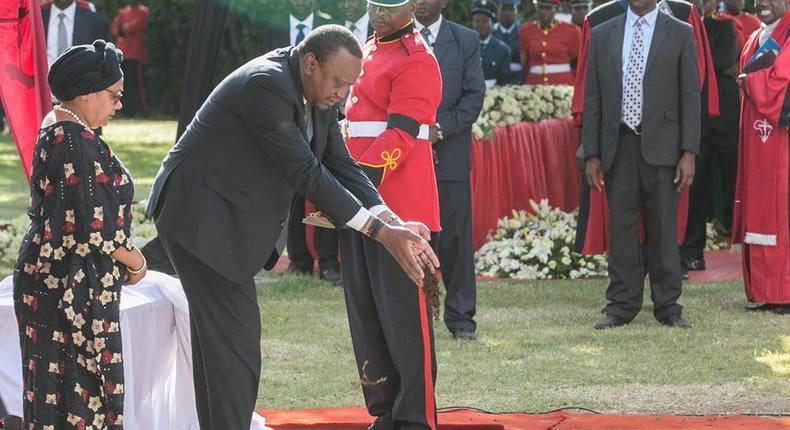 Questions as President Uhuru Kenyatta promises govt support in building Moi's Sh45 billion private hospital at Kabarak
