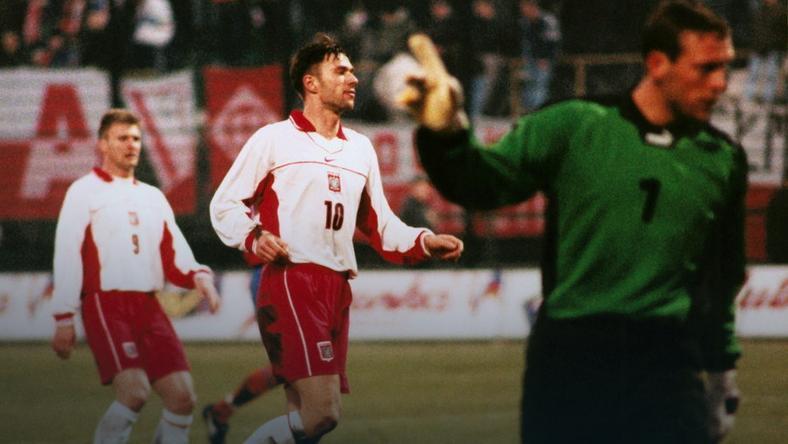 Krzysztof Nowak (w środku)