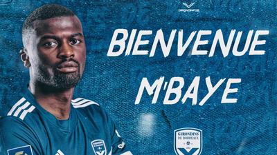Bordeaux : Accord trouvé avec M'Baye Niang