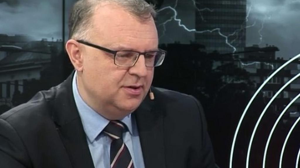 Burza polityczna: Kazimierz Ujazdowski