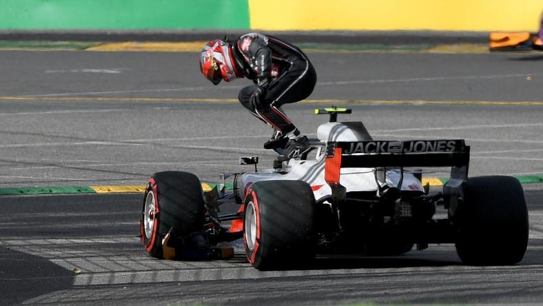 F1: dramat w Haasie.