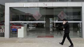 Chiny: w sklepach zabrakło... samochodów