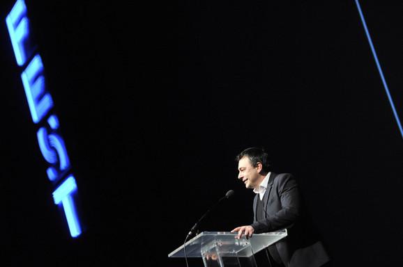 Jugoslav Pantelić, umetnički direktor Festa
