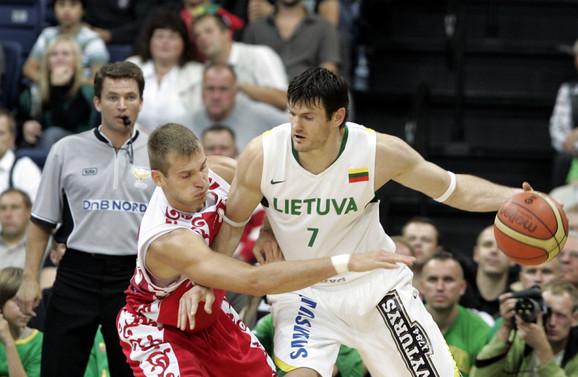 Darijuš Lavrinovič