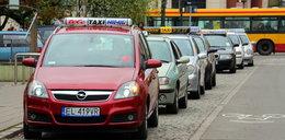 Taksówkarze zablokują miasto