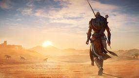 Assassin's Creed: Origins - 19 minut gameplaya w 4K