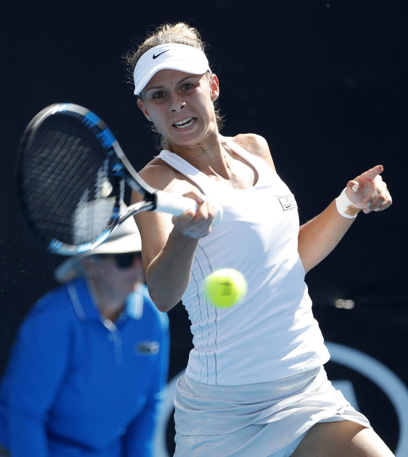 Magda Linette odpadła z Australian Open