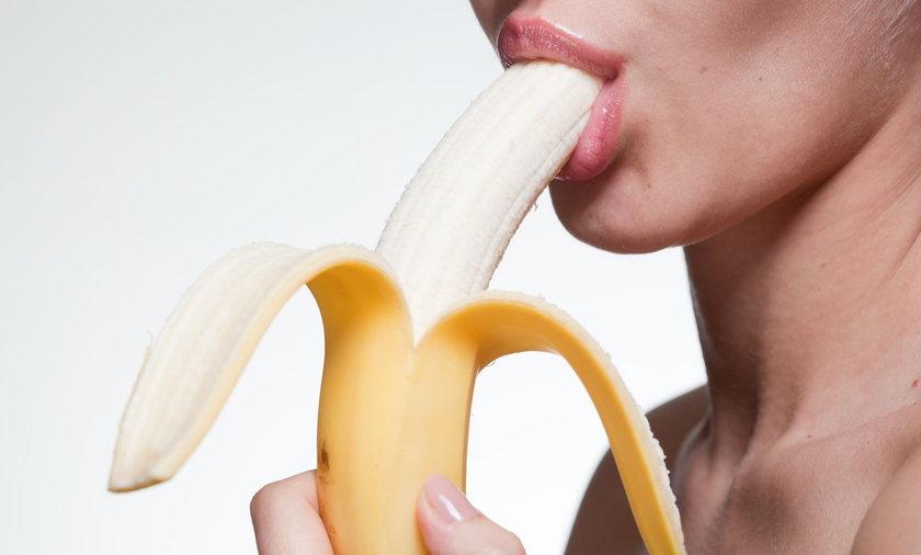 Kobieta je banana