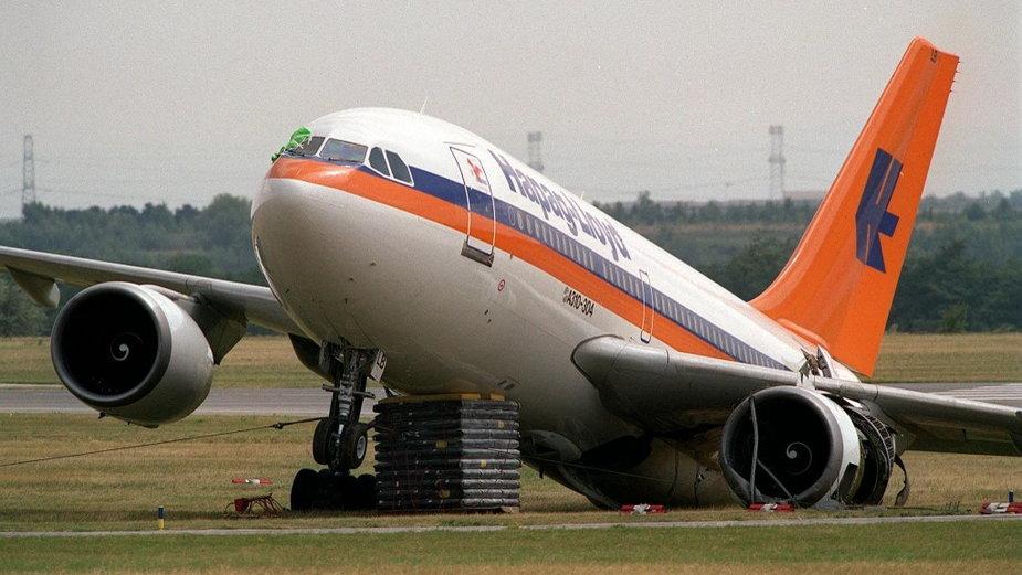 Katastrofa lotu Hapag-Lloyd 3378 w Wiedniu