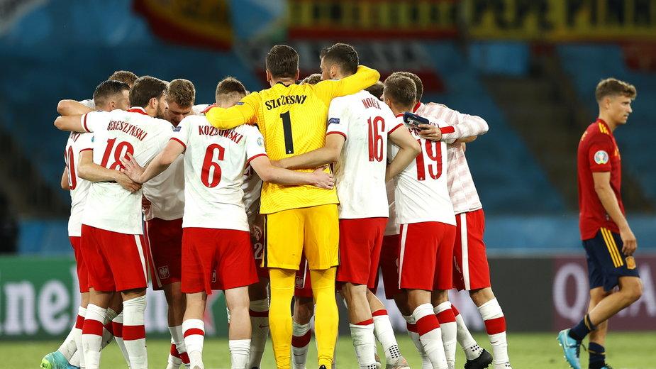 Nawet remis w starciu ze Szwecją może zagwarantować Polakom awans