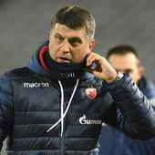 """""""NE ŽELIM DA PRIČAM O TOME"""" Vladan Milojević je samo na jednu stvar ostao nem, a ona najviše brine navijače!"""