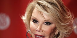 Lekarze zabili Joan Rivers? Nowe fakty o śmierci gwiazdy