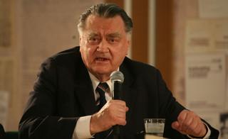 Jan Olszewski: Do pojednania pomiędzy Kaczyńskim, Tuskiem i Wałęsą powinno dojść już dawno
