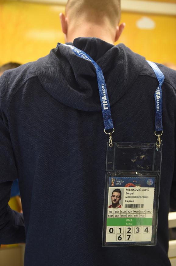 Sergejeva akreditacija