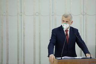 Spotkanie z przedsiębiorcami w Senacie. Kwiatkowski: Kształt projektu ustawy odszkodowawczej został zaakceptowany