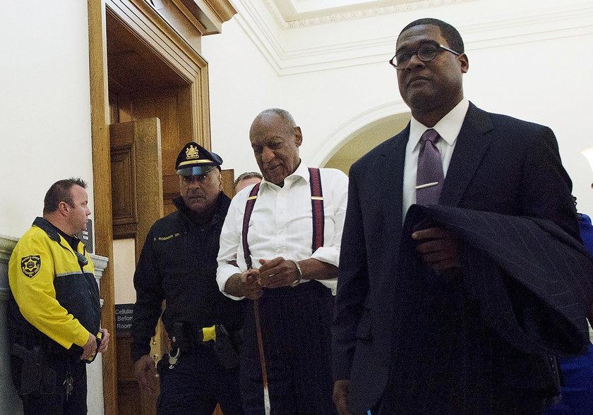Bill Cosby trafił do więzienia