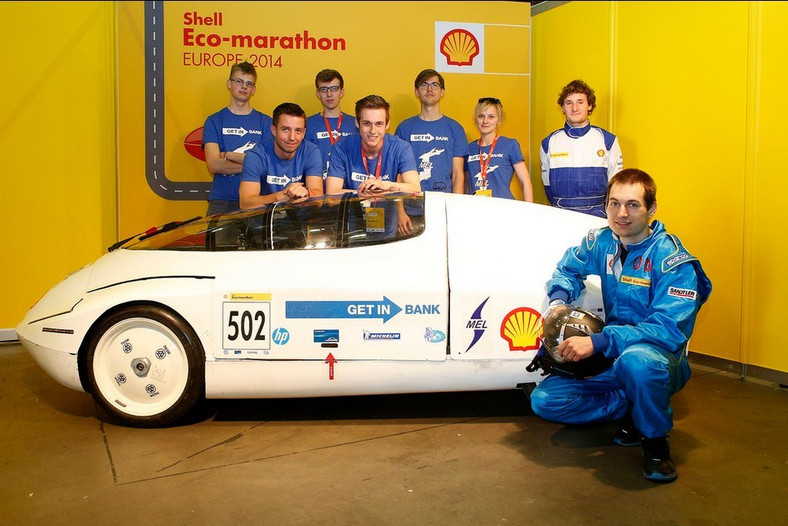Shell Eco Marathon 2014