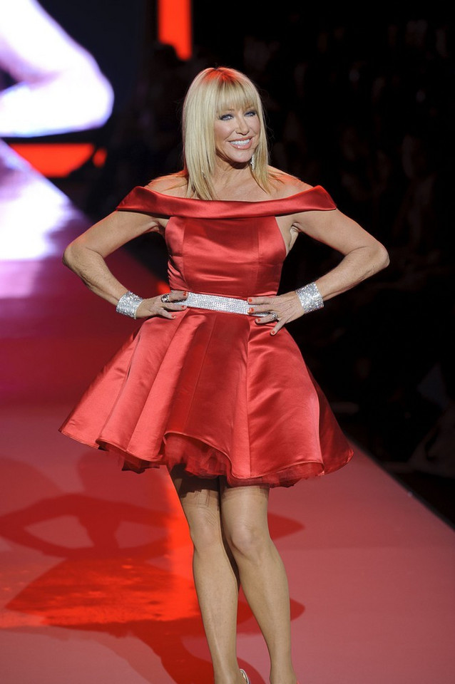 Suzanne Somers w 2011 r.