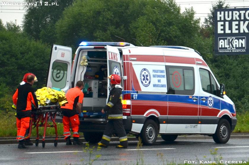 Wypadek Błęckiej-Kolskiej