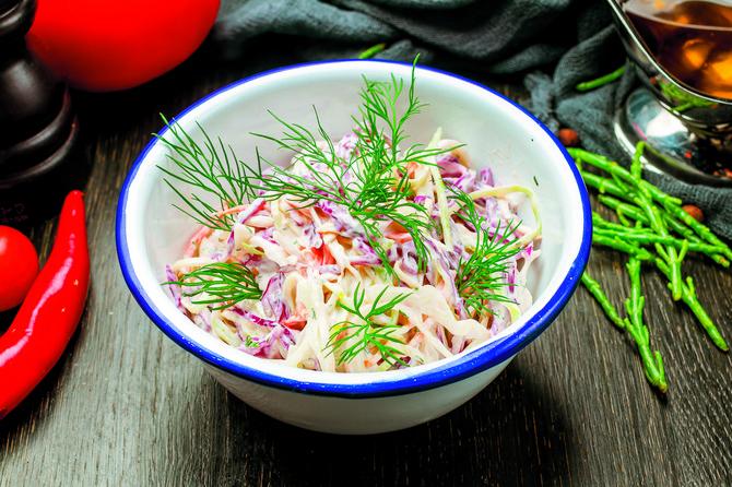 Napravite Kalenić salatu