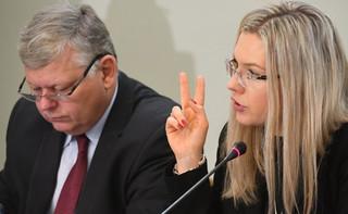 Wassermann: Bolejemy nad utratą Marka Suskiego i Joanny Kopcińskiej. Uzupełnimy skład komisji