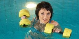 Aqua aerobik zbija kilogramy
