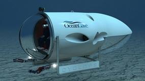 Batyskaf Cyclops pozwoli zbadać głębiny oceanów