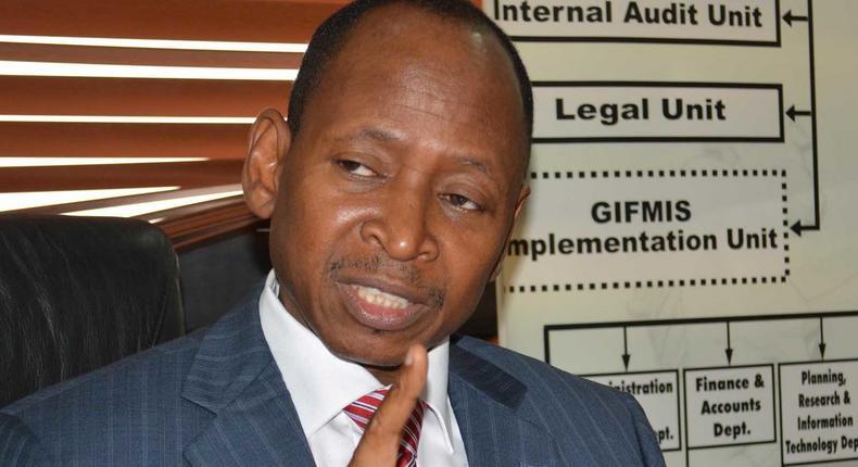 Ahmed Idris, Accountant General of the Federation (Nairametrics)