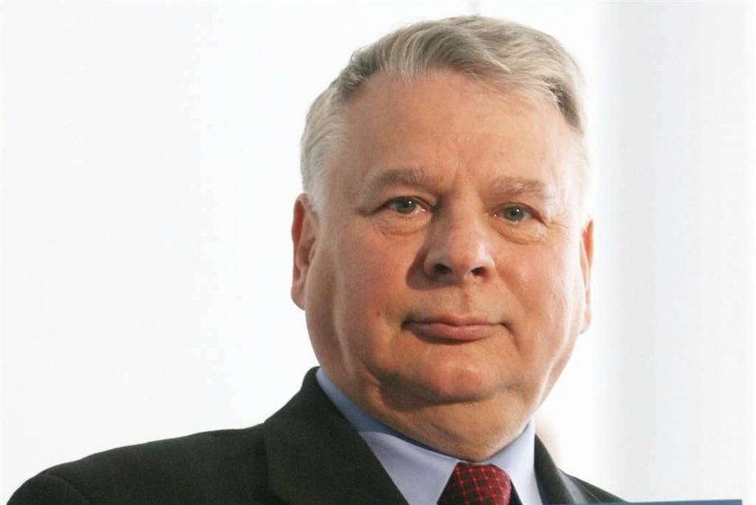 Borusewicz nie dostanie emerytury!