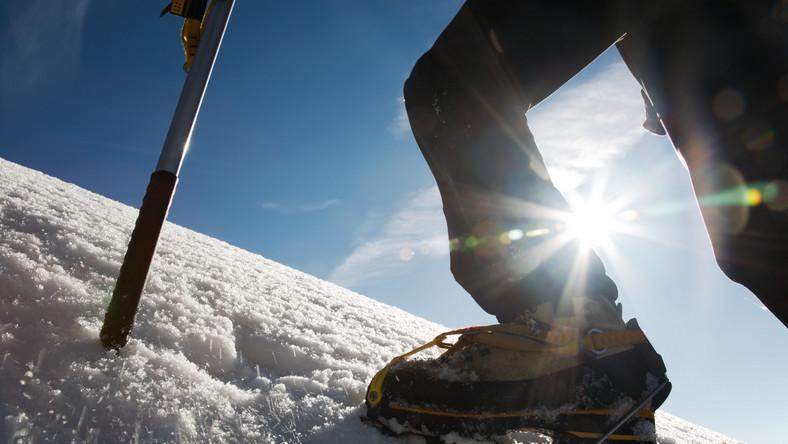 góry alpinista wspinaczka alpinizm
