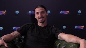 """Zlatan Ibrahimović został bohaterem gry mobilnej. """"Co powiedziałbym ufoludkowi? Witaj w moim świecie!"""""""