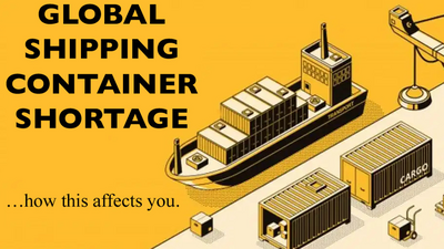 Shortage of Shipping Containers Worldwide (Pulse Contributor's Opinion )