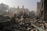 Uobičajeni prizor iz Pojasa Gaze