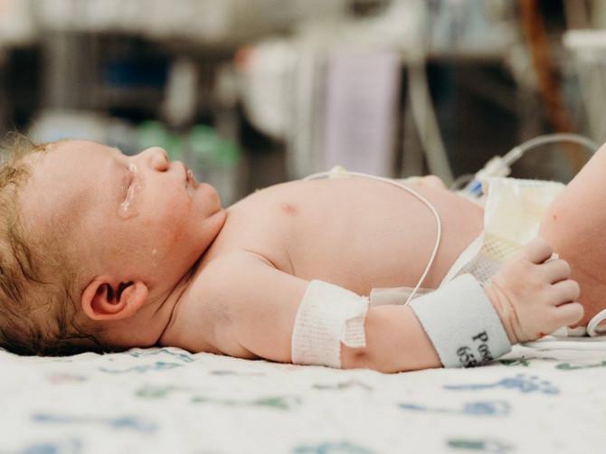 Na ultrazvuku je sve bilo kako treba: Rodila sam SAVRŠENU DEVOJČICU - kako je mogla da bude tako SAVRŠENA a TAKO BOLESNA?