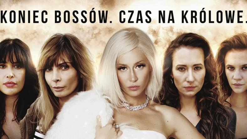 """""""Kobiety mafii 2"""" - fragment plakatu"""