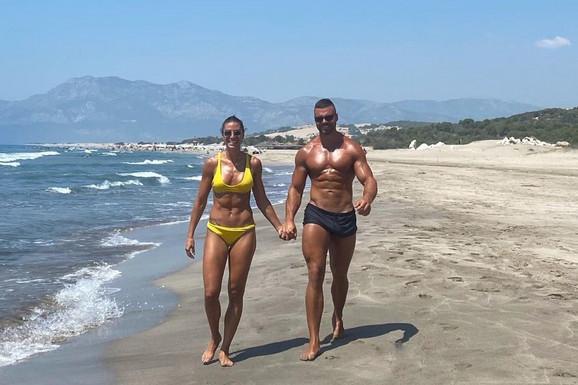 UDAJE SE IVANA ŠPANOVIĆ! Srpska atletičarka i njen verenik Marko prave svadbu na egzotičnoj destinaciji