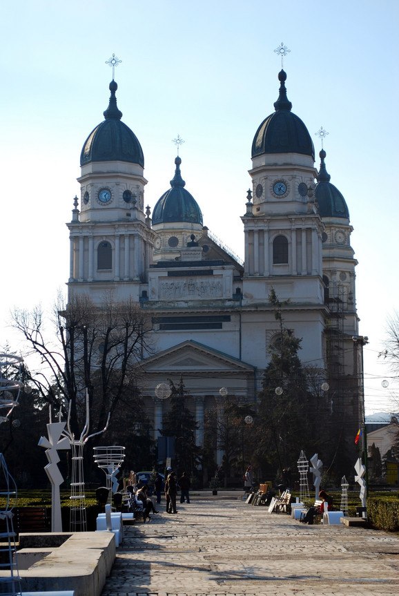 Trenutno najveća u Rumuniji - Saborna crkva u Bukureštu