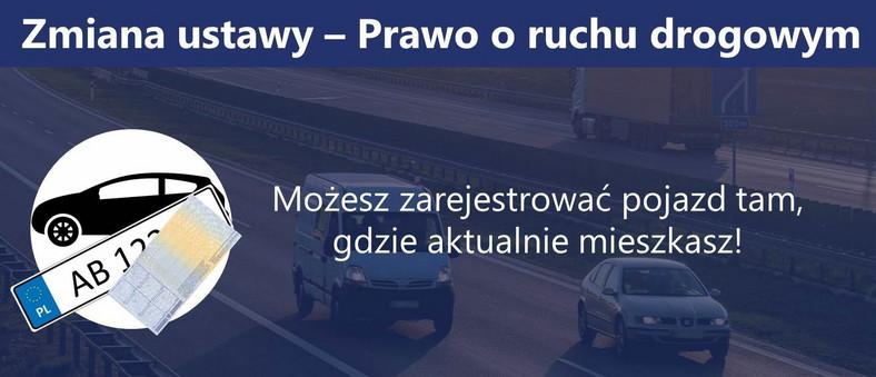 Nowe przepisy dla kierowców