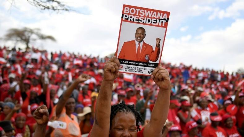 The Botswana Democratic Party (BDP) has ruled the country unfettered since its independence from Britain in 1966