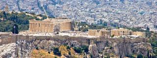 Grecja: Z powodu upału zamknięto Akropol. Pożar szaleje na zachód od Aten