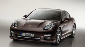 Porsche Panamera nabiera elegancji