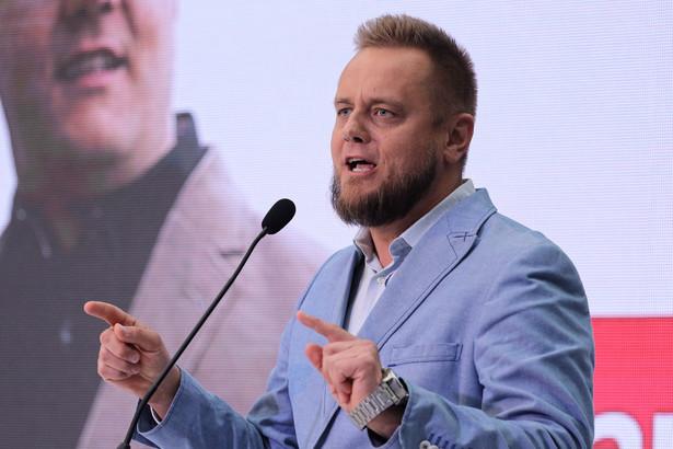 Paweł Tanajno chce kandydować na prezydenta RP