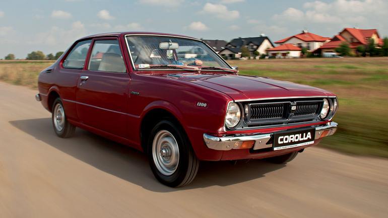Toyota Corolla MK III