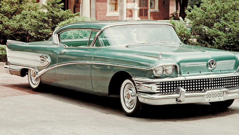 Buick Super Riviera Coupe