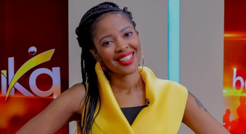 Meet the gorgeous lady replacing Kambua on Citizen TV