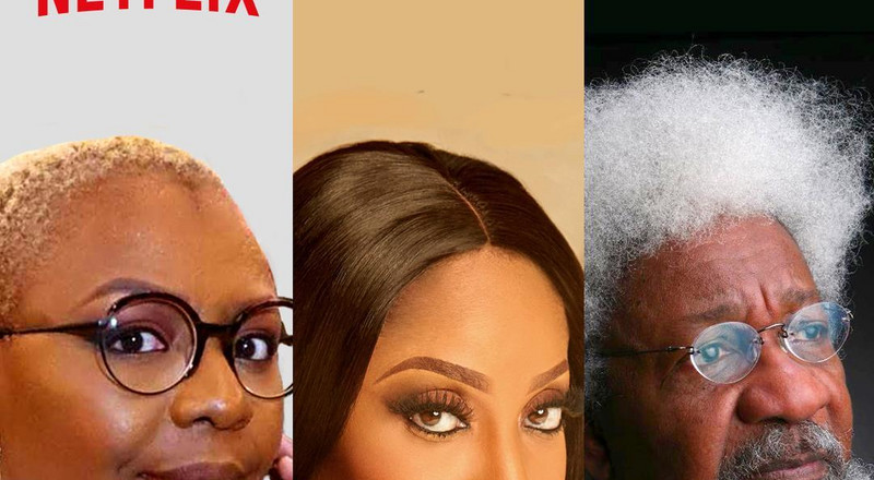 Mo Abudu to produce Netflix's adaptation of Wole Soyinka & Lola Shoneyin's literary works